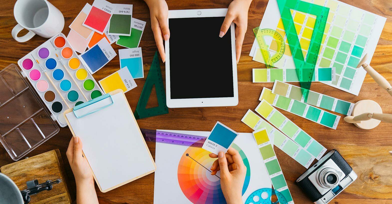 aplicaciones para diseño gráfico